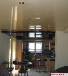Cuisine - plafond-tendu